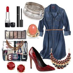 """Brunch in the city"" by adrianalupu on Polyvore"