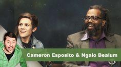 Cameron Esposito & Ngaio Bealum   Getting Doug with High Cameron Esposito, Youtube, Movie Posters, Movies, Films, Film Poster, Cinema, Movie, Film