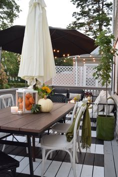 Outdoor Spaces- Patio and Front Porch Ideas
