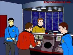 Star Trek Star Trek Animated Series, Star Trek Original, A Cartoon, Animation Series, Consumer Products, Family Guy, Stars, Billionaire, Classic