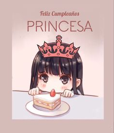 Feliz cumpleaños princesa