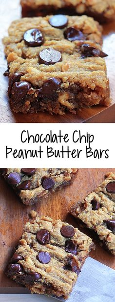 Gooey chocolate peanut butter bars that can be keto and low carb and sugar free keto lowcarb recipes sugarfree peanutbutter ketogenic glutenfree fitness 74309462588189511 Smores Dessert, Bon Dessert, Dessert Aux Fruits, Dessert Bars, Peanut Butter Chocolate Bars, Butter Chocolate Chip Cookies, Keto Chocolate Chips, Peanut Butter Recipes, Healthy Desserts Peanut Butter