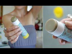 DIY Make Non-Toxic Long Lasting Organic Deodorant