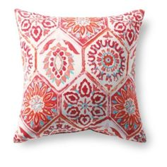 Breeze Outdoor Pillow -this pattern is so inspiring!!
