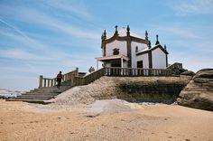 Capela do Senhor da Pedra, Praia de Miramar, Vila Nova de Gaia