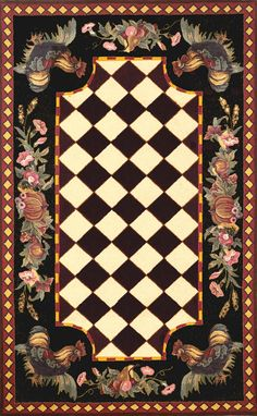 1000 images about Rooster rugs on Pinterest Roosters