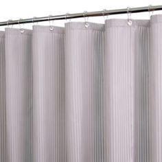 Park B. Smith® Watershed™ Satin Stripe Stall Shower Curtain  found at @JCPenney