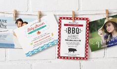 """Groupon - 40, 75, or 110 Custom 5""""x7"""" Flat Cards, Invitations, or Announcements with Envelopes from $ 24.99–$44.99 from Zazzle in [missing {{location}} value]. Groupon deal price: $24.99"""