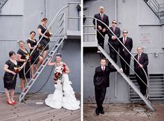 Umm... Wedding on a Naval Ship??  YES!
