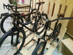 Y bicis personalizadas e irrepetibles con Amaro Bikes en #autoresangulo