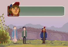 STRANGER THINGS Showrunners Want An 8-Bit Video Game to Bridge The Gap To Season…