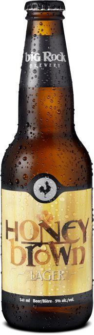 Honey Brown | Big Rock Beer