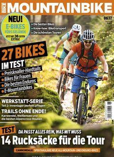 #Produkttest: 14 #Rucksäcke 🎒 für die #Fahrradtour - da passt alles rein, was mit muss Jetzt in @MB_InTheTweet:  #MTB