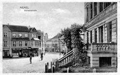 [KLP] Klaipėda iki 1945 m. - Puslapis 8 - Miestai ir architektūra