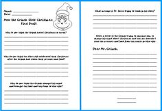 How the Grinch Stole Christmas First Draft Writing Worksheets