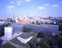 Le musée juif de Berlin - Daniel Libeskind