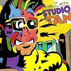 Frank Zappa Studio Tan - Gary Panter