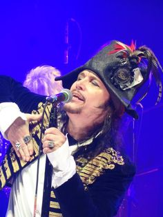 Adam Ant live on the Kings Tour, York 2016