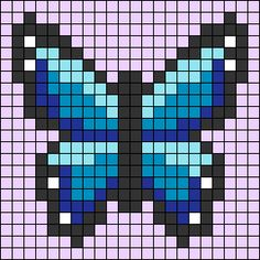Bead Loom Patterns, Perler Patterns, Weaving Patterns, Diy Perler Beads, Perler Bead Art, Cross Stitch Designs, Cross Stitch Patterns, Cross Stitching, Cross Stitch Embroidery