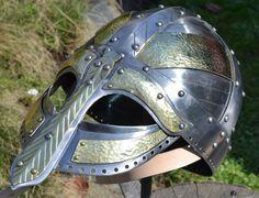 ancient viking mask - Google Search