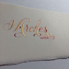 Calligraphy Text, Wedding Letters, Ready To Go, Arches, Wrapping, Joy, Flourishes, Flat, Eyes