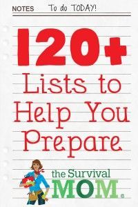 A List of Lists - Survival Mom
