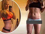 Chloe Madeley is forced to censor her lingerie snaps to prevent