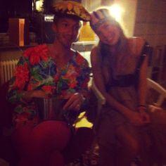 Frida och Petrus :❤️❤️❤️love is great