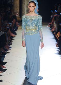 Elie Saab Haute Couture Autunno Inverno 2012-2013 --20