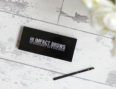 Hi Impact Brows Palette Review
