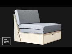 How to Make a Sofa Bed - YouTube