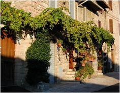 Perugia, cireașa de pe aromatul tort numit Umbria