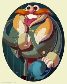 Dr Robotnic Skins Sonic & Tails - by Albino Raven