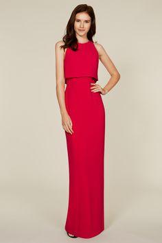 Cara Maxi Dress (£195)