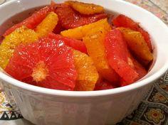 Gluten Free! - Oranges & Grapefruit