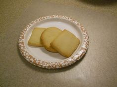 I loved Lorna Doones as a kid. They were pricey, so Mom didn't buy them often. I developed this recipe as a young bride over 40 years ago. I entered them in a County Fair once and took a blue ribbon. We often just eat them plain, or dusted w/powdered sugar. If you make them in a triangle shape you can easily dip them into a lemo