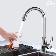 3 Wege Küchenarmatur Wasserfilter Wasserhahn Einhebelmischer Mischbatterie Küche