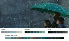 Movies in Color - a website that looks at the color palette of stills from films. FANTASTIC reference.