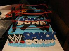 26 Best Wwe Bday Images Wwe Party Wwe Cake Wwe Birthday