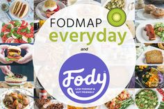 FODMAP Everyday and Fody Foods have teamed up to bring you the best low FODMAP recipes using Fody Food low FODMAP food products. Check out all of the amazing recipes here! Fodmap List, Low Fodmap, Healthy Eating Recipes, Snack Recipes, Snacks, Fodmap Recipes, Skinny Recipes, Recipe Using, Clean Eating