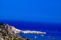 Six MUST SEE places in Rhodes island, Greece #Notebook #travel #holidays #Beach