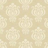 """Found it at Wayfair - Elements Kindle 27' x 27"""" Damask Foiled Wallpaper"""
