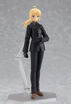 Crunchyroll - Store - Figma # 126 Fate/Zero: Saber Zero Action Figure by Max Factory