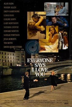 Everyone says I love you (1996, Woody Allen)