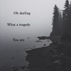 Oh darling - quote