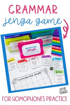 This compound words activity is exactly what you've been looking for! This grammar game helps students practice identifying compound words and use knowledge of the meaning of individual words to predict their meaning. This language arts activity can be played during readers workshop, guided reading groups, and Daily 5. Instead of doing a compound words worksheet, try this hands-on grammar activity.