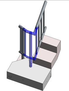 Stairs and railings in Revit can be extremely frustrating. In fact, I'm often annoyed that I can't even model a Railing in-place, as the Railing category isn't available for in-place families! So, how do you make an unusual 'custom' railing connection work? In 10 steps: Create a 3D view with section box around the connection …