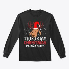 Merry Christmas Meme, Christmas Pajamas, Christmas Shirts, Christmas Fun, Christmas Sweaters, Pajama Shirt, T Shirt, Shirts With Sayings, Quote Shirts