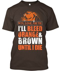 224fe9c6ba1 Teespring - The best way to sell custom apparel online! Cleveland Browns Cancer