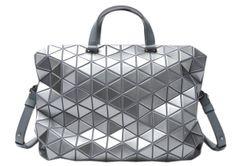 BAO BAO ISSEY MIYAKE TONNEAU BOSTON BAG bag